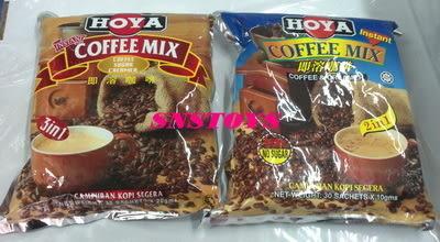 sns 古早味 HOYA 即溶咖啡 經濟包 3in1(有30小包)