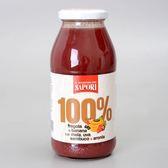 義大利【Fruttagel】綜合果汁(原汁含量99%)500ml(賞味期限:2019.09.08)