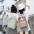 森系女原宿風高中學生校園簡約後背包