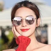 墨鏡2020新款偏光太陽鏡女 ins眼睛防紫外線小臉款網紅墨鏡韓版潮街拍 衣間迷你屋
