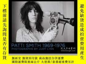 二手書博民逛書店Patti罕見Smith 1969-1976Y364682 Judy Linn Harry N. Abrams