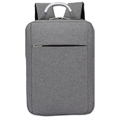 旅行包 商務背包男士雙肩包印字大容量業務旅行工作電腦包女書包