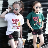中大童上衣 嬰幼兒短袖T恤 寶寶童裝 MC1572 好娃娃