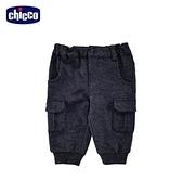 【零碼出清】chicco-魔法熊-素色刷毛長褲