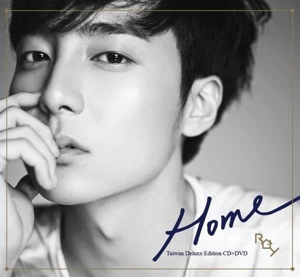 ROY KIM Home CD附DVD (購潮8)