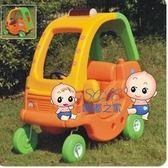 兒童房車 兒童游戲塑料玩具幼兒園游樂場小房車金龜車扭扭助力學步車T 4色