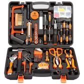 家用電鉆電動手工具套裝工具箱