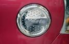 【車王汽車精品百貨】豐田 Toyota YARIS 油箱蓋 油箱蓋貼 ABS電鍍精品 油箱飾蓋 小鴨