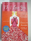 【書寶二手書T1/原文小說_BUI】PS, I Love You_Ahern, Cecelia