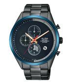 ALBA 雅柏特搜型男誌潮流計時腕錶VD57-X135SD/AM3597X1原廠公司貨
