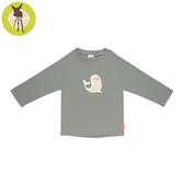 德國Lassig-嬰幼兒抗UV長袖泳裝上衣-小海豹
