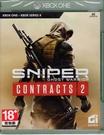 【玩樂小熊】XBSX/XBOXONE遊戲 狙擊之王 幽靈戰士 契約2 Sniper: Ghost Warrior 中文版