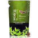 淨覺茶-茶籽蔬果碗盤清潔液補充包700m...