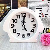 康巴絲學生創意小鬧鐘兒童臥室靜音鐘表電子時鐘床頭鐘卡通鬧錶igo    西城故事