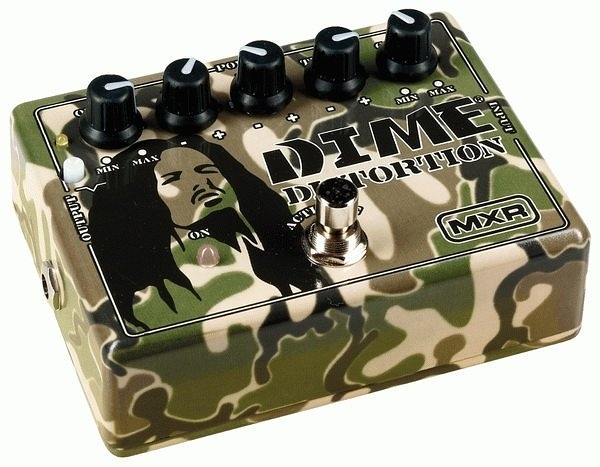 ☆ 唐尼樂器︵☆ Dunlop MXR DD11 Dime Distortion 破音 效果器