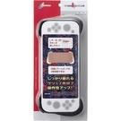 現貨中 Switch主機 NS Cyber日本原裝 主機專用握把 操作性UP輔助握把 黑色款 可收納卡夾【玩樂小熊】