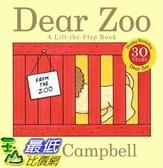 [104美國直購] 2015 美國暢銷書排行榜 Dear Zoo