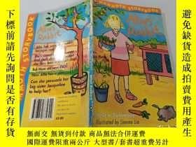 二手書博民逛書店Allie s罕見Rabbit:艾莉的兔子Y200392