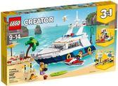 【LEGO樂高】 巡航冒險 3合1 Creator 創意系列 #31083