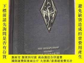 二手書博民逛書店THE罕見SKYRIM LIBRARY VOLUME 1: TH