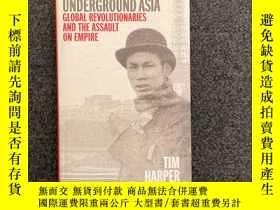 二手書博民逛書店Underground罕見AsiaY339850 Tim Harper Allen Lane 出版2020