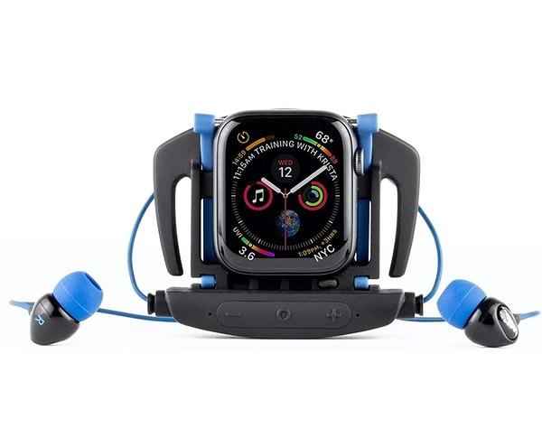 [2美國直購] 耳機 H2O Audio Interval Swim Headphones for Apple Watch Series 2, 3, 4