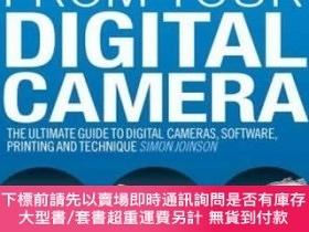 二手書博民逛書店Get罕見The Most From Your Digital CameraY255174 Simon Joi