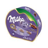 MILKA榛果融情牛奶巧克力234g【愛買】