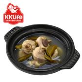 【KK LIFE-紅龍】剝皮辣椒雞(500g/包(固形量160g)、2包/袋)