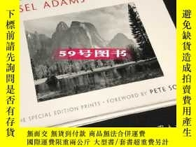 二手書博民逛書店Ansel罕見Adams Yosemite: The Special Edition PrintsY2383