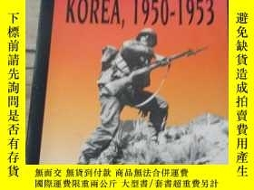 二手書博民逛書店In罕見mortal combat Korea, 1950-19