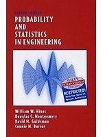 二手書博民逛書店《Probability and Statistics in Engineering》 R2Y ISBN:047142871X