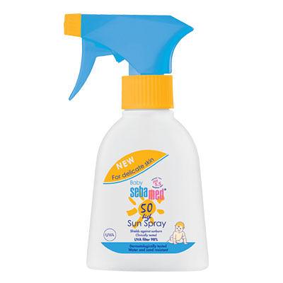 【優兒房】 Sebamed 施巴 嬰兒防曬乳SPF50 200ml