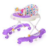 嬰幼兒童學步車防側翻帶音樂嬰幼兒童學步車6/7-18個月寶寶助步車XW