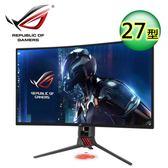 【ASUS 華碩】ROG STRIX  XG27VQ 27吋 曲面電競螢幕 【贈收納購物袋】
