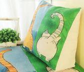 三角靠墊抱枕腰墊沙發靠墊含芯靠枕護腰汽車床頭軟包