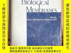 二手書博民逛書店英文書罕見structure of biological memdranes 生物膜的結構Y16354 詳情見