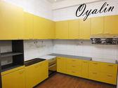 【歐雅系統家具】多功能人造石檯面廚櫃