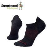 【美國 SmartWool Phd戶外輕量減震踝襪 《炭黑》】SW001065/保暖/戶外/運動襪