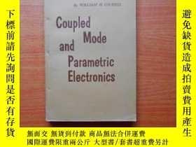 二手書博民逛書店coupled罕見mode and parametric ele