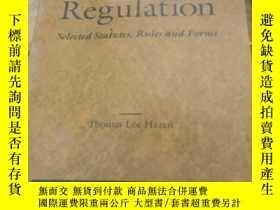 二手書博民逛書店securities罕見regulation selected statutes rules and forms
