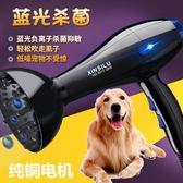 寵物吹風機大功率靜音大小型犬狗狗吹毛神器貓咪烘干機吹水機專用igo