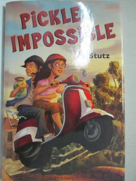 【書寶二手書T4/原文小說_GIZ】Pickle Impossible_Stutz, Eli