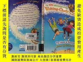 二手書博民逛書店the罕見new adventures of the wishing chair 許願椅的新冒險!Y20039