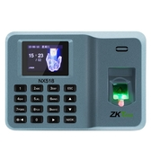 ZKTECO中控智慧NX518考勤機 指紋打卡機 考勤機 簽到員工指紋識別上下班指紋機 NMS小明同學