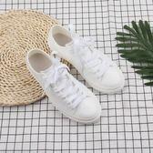 小白鞋女廚房新款低幫雨靴百搭學生韓版防滑雨鞋女成人韓國時尚潮 東京衣櫃