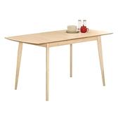 本尼娜5尺洗白餐桌(21CM/968-1)/H&D東稻家居