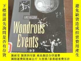 二手書博民逛書店Wondrous罕見Events: Foundations of