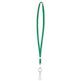 LIEVO │ 小羊皮頸繩(森林綠)