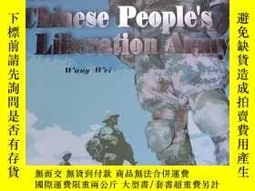 二手書博民逛書店the罕見chinese people`s liberation